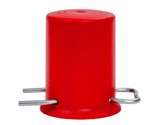 rote schutzkappe fuer 3kg 5kg und 11kg propangasflaschen - Rote Schutzkappe für 3kg 5kg und 11kg Propangasflaschen